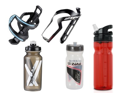 Bottles and Bottle Cages
