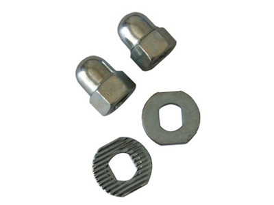 CONNECT Dome nut M10x1,0mm - 15x22mm