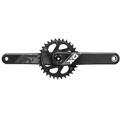 SRAM Crankset Eagle X01 DUB Fat bike 4'' 30T 175 mm