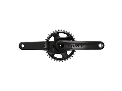 SRAM Crankset Force 1 AXS (Ai) DUB 40T 172,5 mm