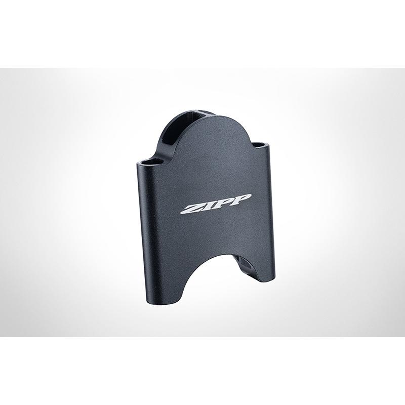 Zipp Vuka Clip Riser Kit 50mm High Brushed Black Laser Etched Graphics