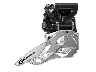 SRAM Front derailleur GX High clamp Ø31,8/34,9 mm 36/24T 2x11 speed Top pull