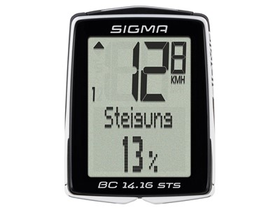 SIGMA Bicycle computer BC 14.16 STS