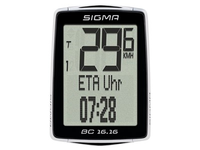 SIGMA Bicycle computer BC 16.16