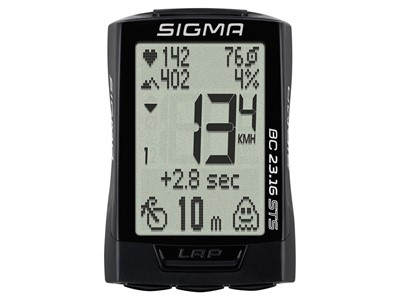 SIGMA Bicycle computer BC 23.16 STS SET