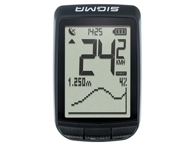 SIGMA Bicycle computer Pure GPS
