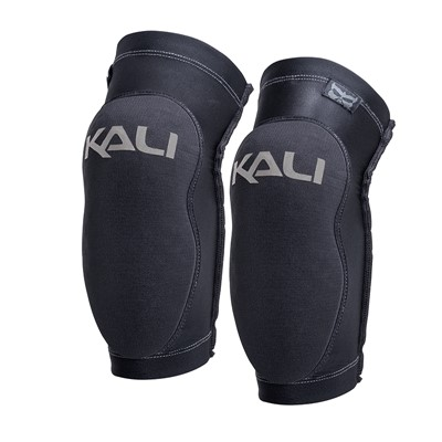 KALI Mission Elbow guard Xtra Large (33-36 cm) Black/grey