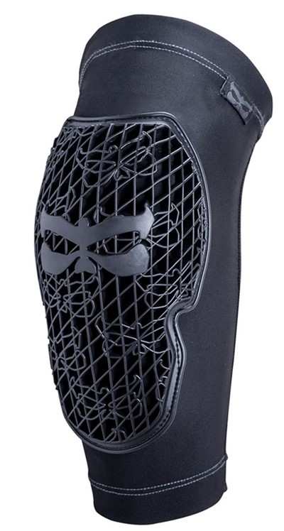 KALI Strike Elbow guard Xtra Large (33-36 cm) Black/grey