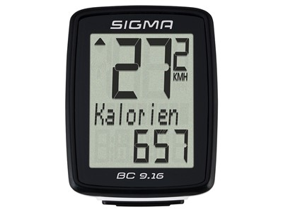 SIGMA Bicycle computer BC 9.16