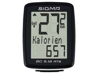 SIGMA Bicycle computer BC 9.16 ATS