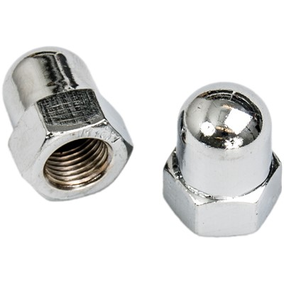 CONNECT Dome nut, Cu10Ni20Cr For M10x1 15x22