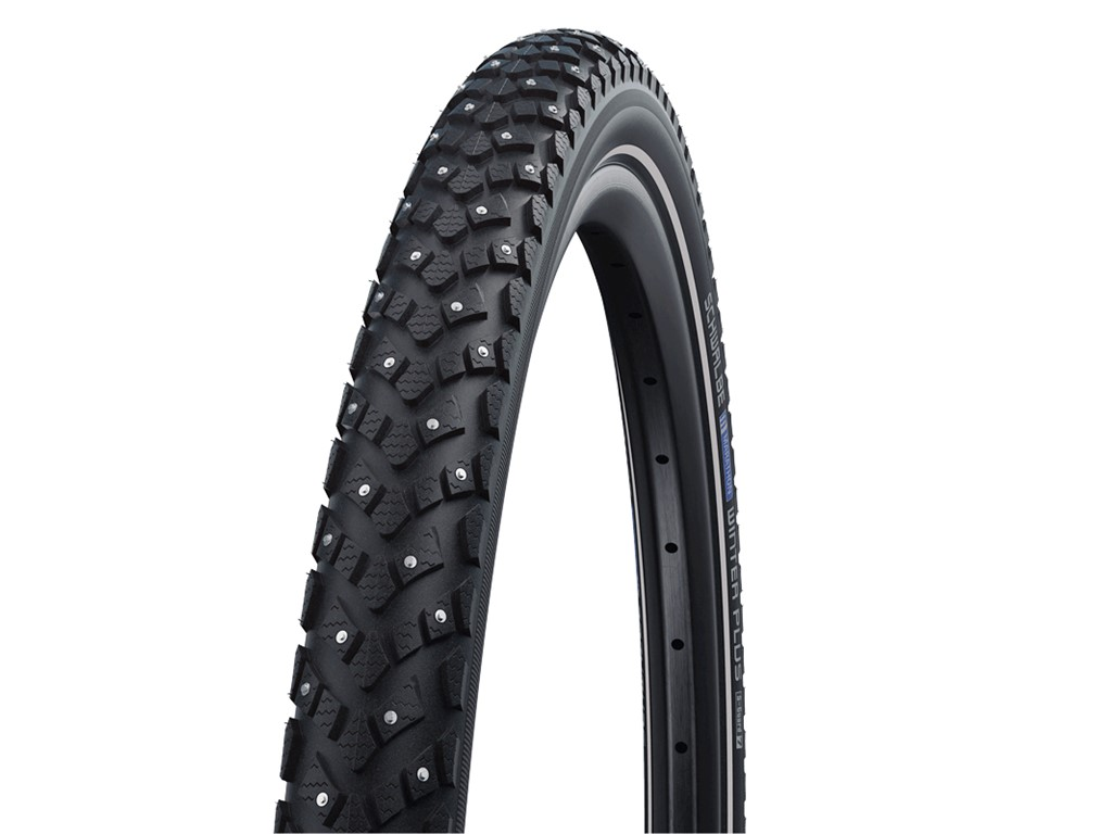 SCHWALBE Marathon Winter Plus Standard spike tire 700 x 40c 28 x 1,60 (42-622)