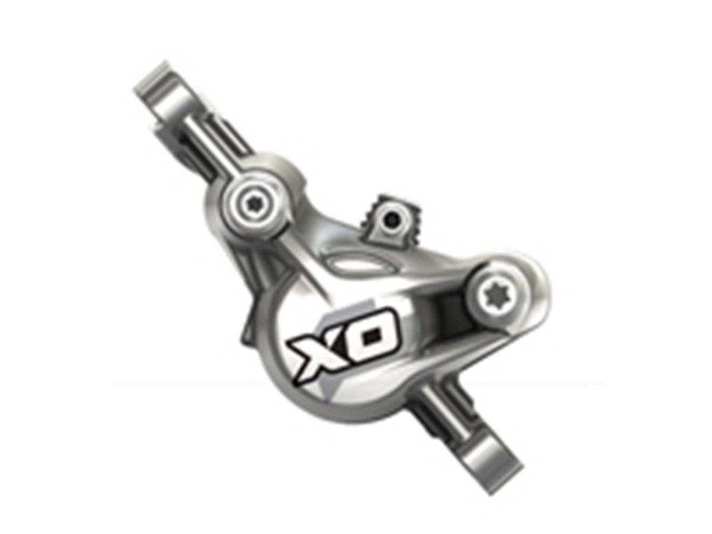 AVID Caliper assembly For X0 Silver