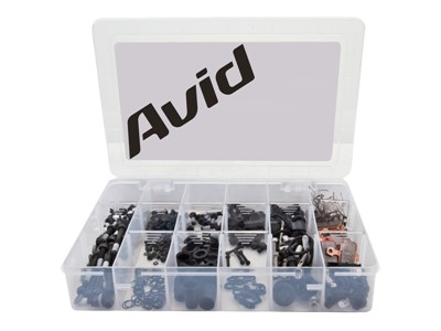 AVID Elixir/Code tacklebox, disc brake
