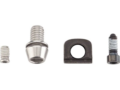 SRAM Brake cable clamp bolt/adjuster screws For Red