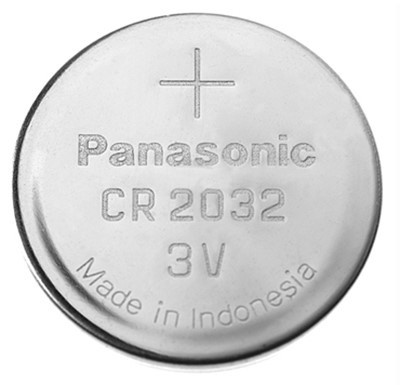 CONNECT Battery Panasonic CR2032