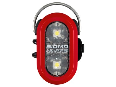 SIGMA Light Micro Duo Red