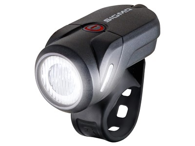 SIGMA Front light Aura 35 USB Black