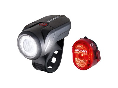 SIGMA Light set Aura 35 USB/ Nugget II Black/ red