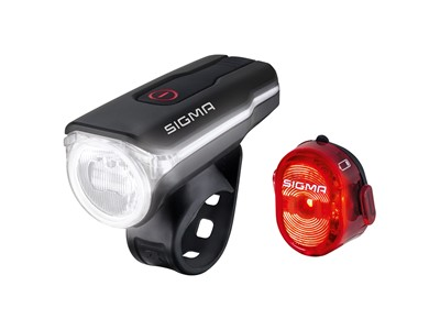 SIGMA Light set Aura 60 USB/ Nugget II Black/ red