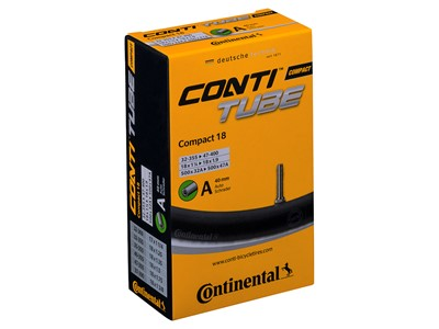 CONTINENTAL Compact Tube (32-47x355-400) Schrader 40 mm