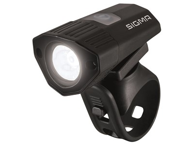 SIGMA Front light Buster 100 Black