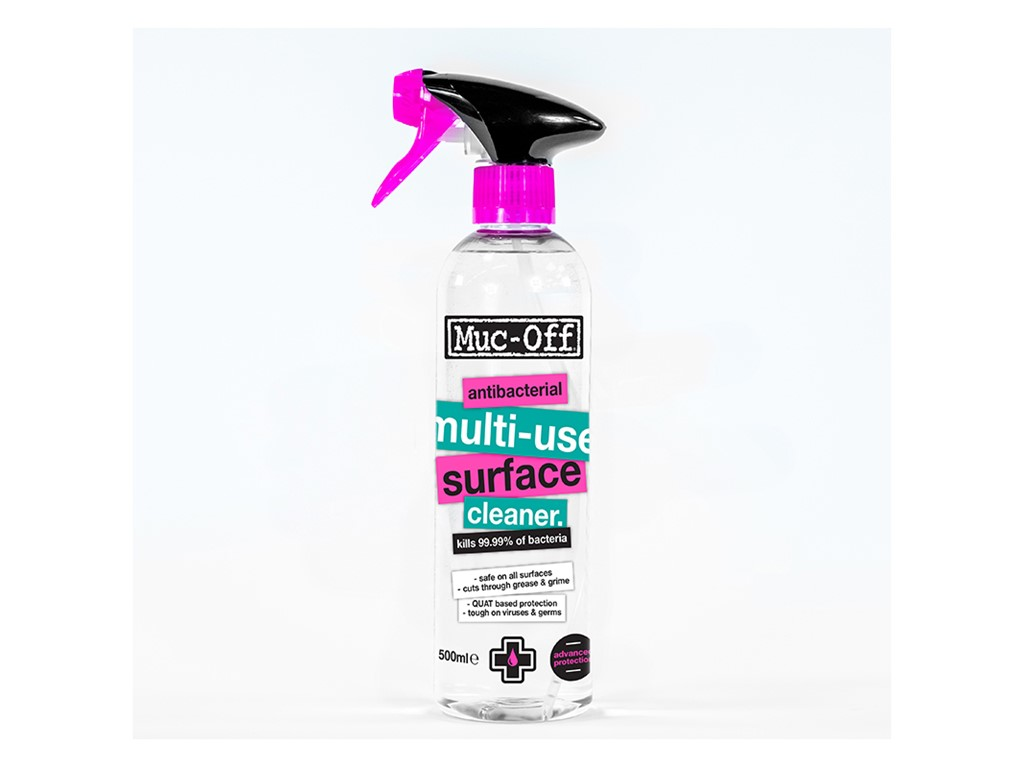 MUC-OFF Antibacterial Multi Use Surface Cleaner 500 ml