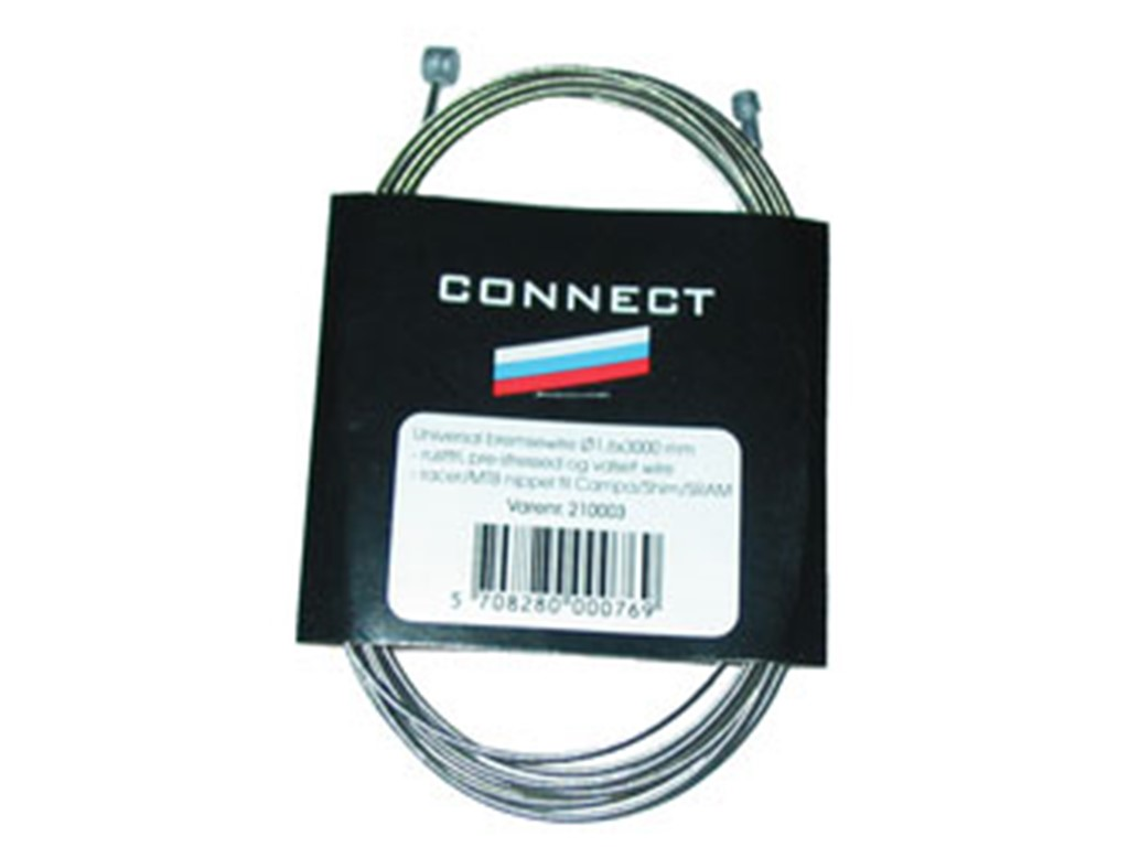 CONNECT Brake cable - MTB or Road 3000 mm