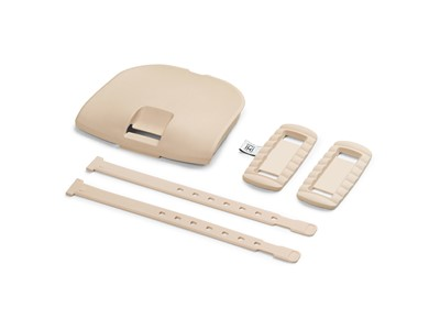 URBAN IKI Child seat styling set Front Beige