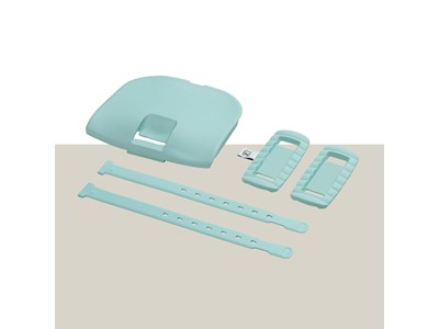 URBAN IKI Child seat styling set Front Mint blue
