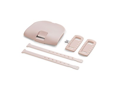 URBAN IKI Child seat styling set Front Light Pink