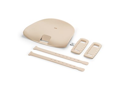URBAN IKI Child seat styling set Rear Beige