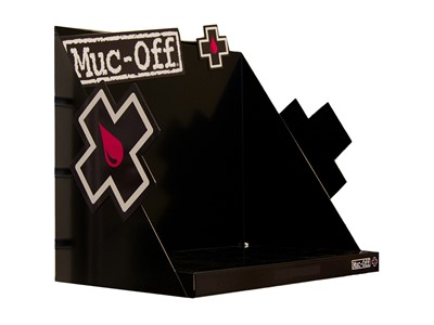 MUC-OFF Single Slat Wall Display