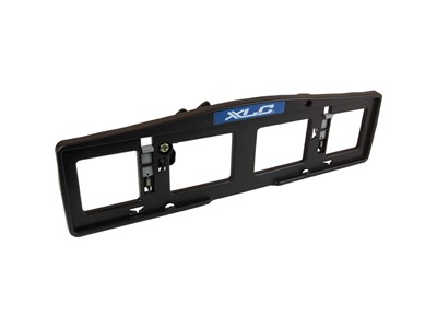 XLC CC-X Plate/mount for licence plate, for XLC Azura Xtra rear carrier