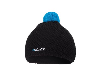 XLC BH-H04 Beanie One size Black/Blue