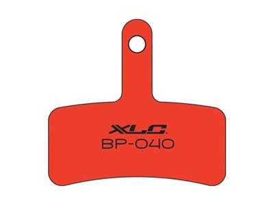 98b7e11e43f 2500396600 XLC Disc brake pad BP-O40 For Tektro Dorado Organic pad Steel  Pack of 1