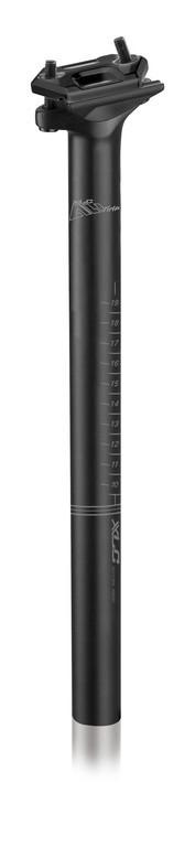 XLC Seatpost Antishock sp-r05 Ø 27,2mm 300mm Black approx 320g