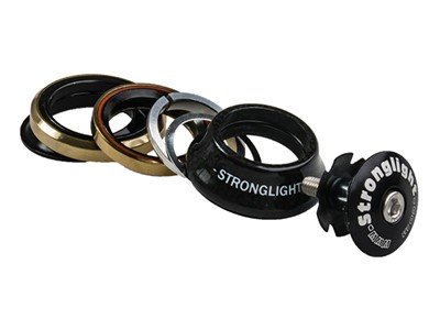 "STRONGLIGHT Headset Light'in Carbon tapered 1 1/8""-1 1/4"""