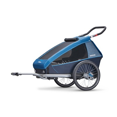 CROOZER Child trailer Croozer Kid Plus 2 2019