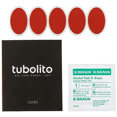 TUBOLITO Glueless patches Tubo Flix-Kit -