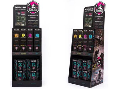 MUC-OFF Athlete Performance Display