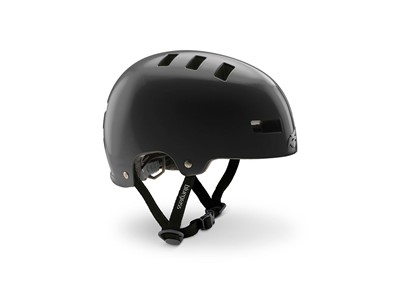 Bluegrass Helmet Urban Superbold M (56-59 cm) Black