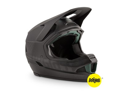 Bluegrass Helmet MTB - Full face Legit Carbon Small (54-56 cm) Black