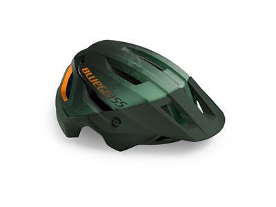 BLUEGRASS HELMET MTB/Trail/Enduro ROGUE 52-56 Green/Matt