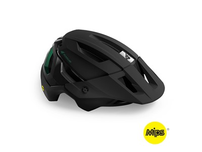 BLUEGRASS HELMET MTB/Trail/Enduro ROGUE MIPS 56-58 Black Iridescent/Matt Glossy