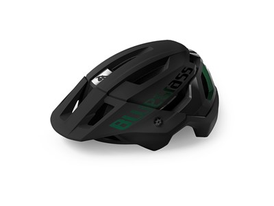 BLUEGRASS HELMET MTB/Trail/Enduro ROGUE MIPS 52-56 Black Iridescent/Matt Glossy