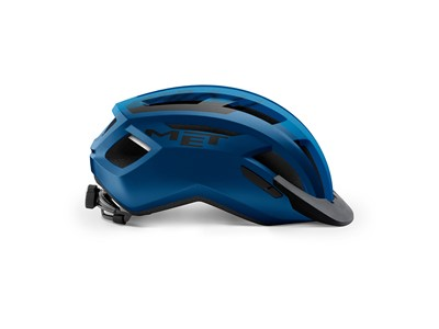 MET HELMET Active/Crossover ALLROAD (56-58) Blue Black/Matt