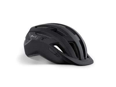 MET Helmet Active/Crossover Allroad S (52-56 cm) Black/Matt