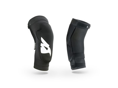 Bluegrass Solid Knee Knee guard Small (40-43 cm) Black
