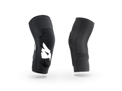 Bluegrass Skinny Knee Knee guard Medium (43-46 cm) Black